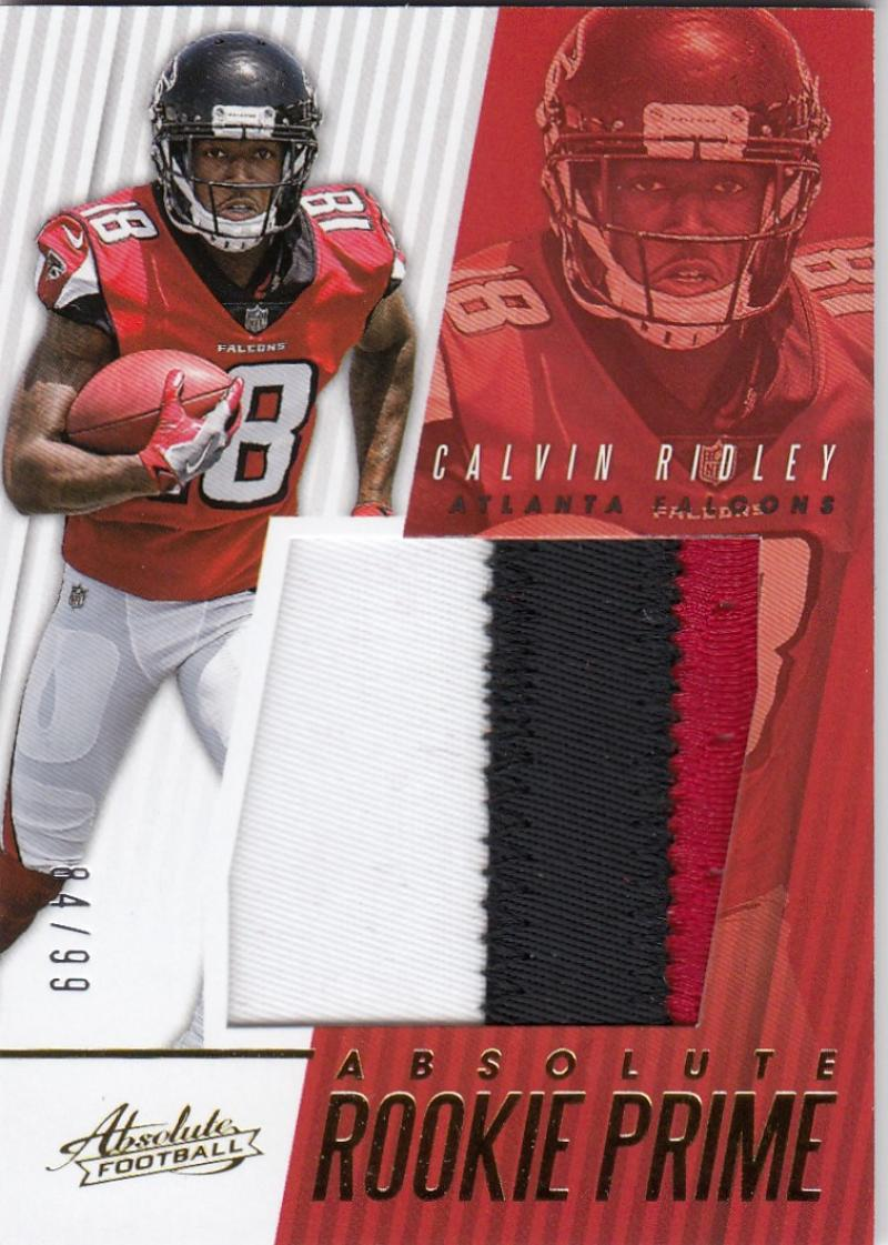 2018 Panini Absolute Rookie Prime