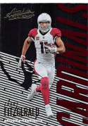 2018 Panini Absolute #3 Larry Fitzgerald NM-MT Arizona Cardinals