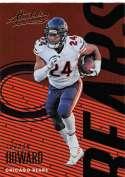 2018 Panini Absolute #17 Jordan Howard NM-MT Chicago Bears
