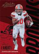 2018 Panini Absolute #24 Jarvis Landry NM-MT Cleveland Browns