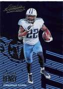 2018 Panini Absolute #96 Derrick Henry NM-MT Tennessee Titans