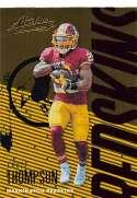 2018 Panini Absolute #99 Chris Thompson NM-MT Washington Redskins