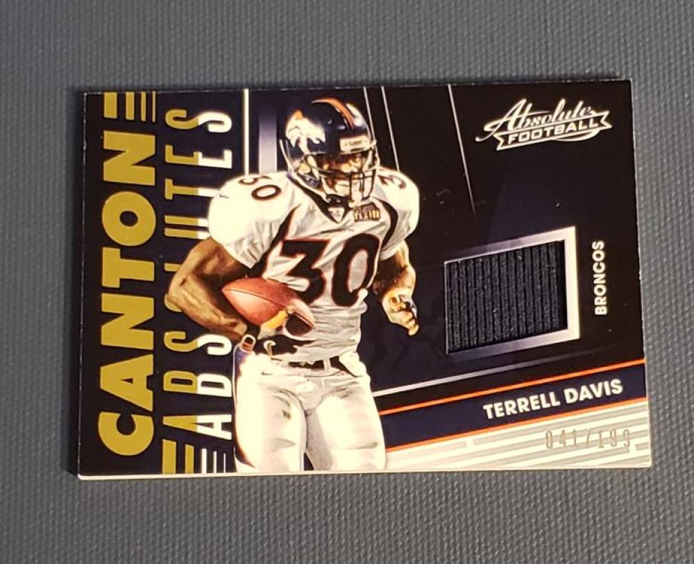 2018 Panini Absolute Canton Absolutes