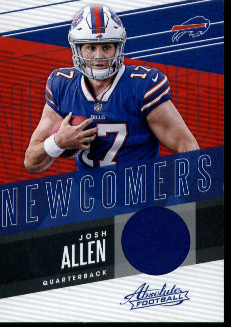 2018 Panini Absolute Newcomers