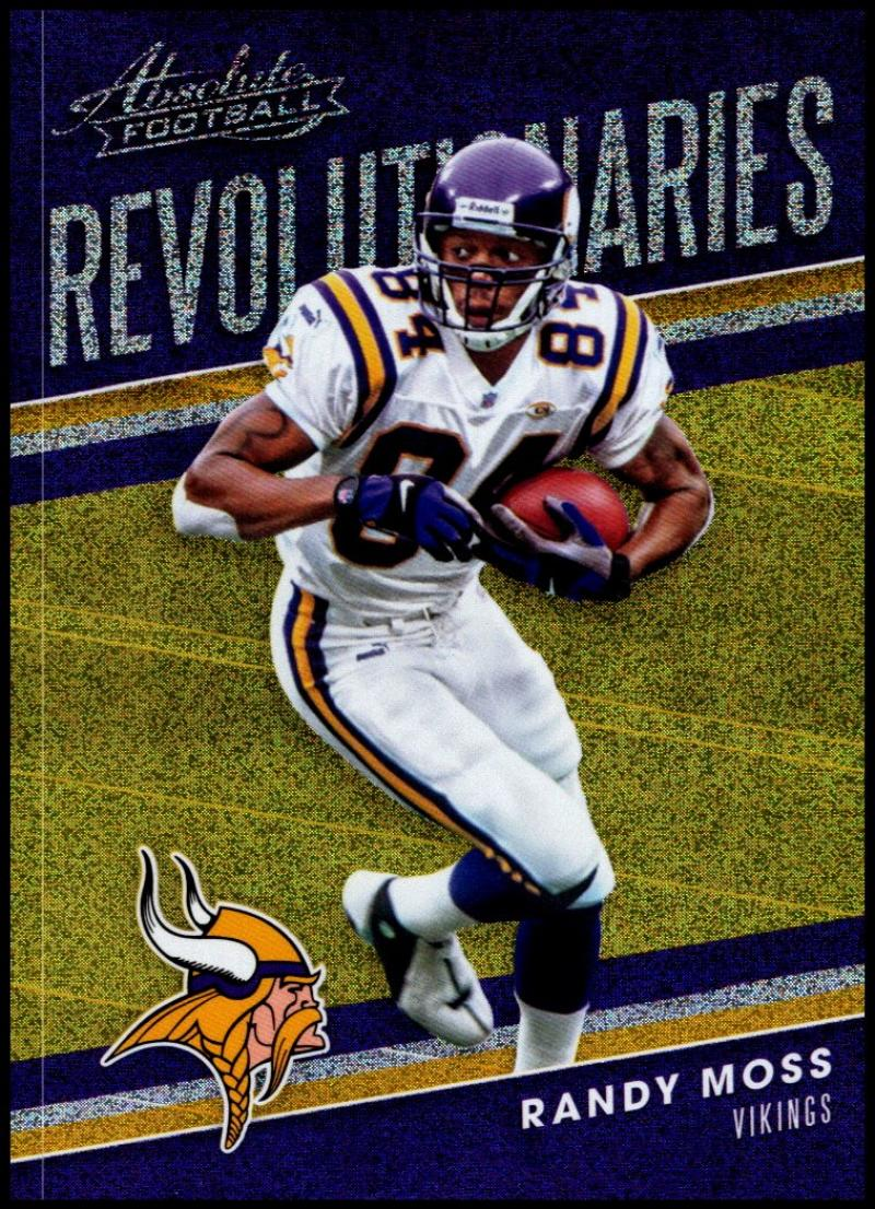 2018 Panini Absolute Revolutionaries Spectrum Gold