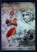2018 Panini Illusions Football #45 Joe Montana/Patrick Mahomes II Kansas City Chiefs  Official NFL Trading Card