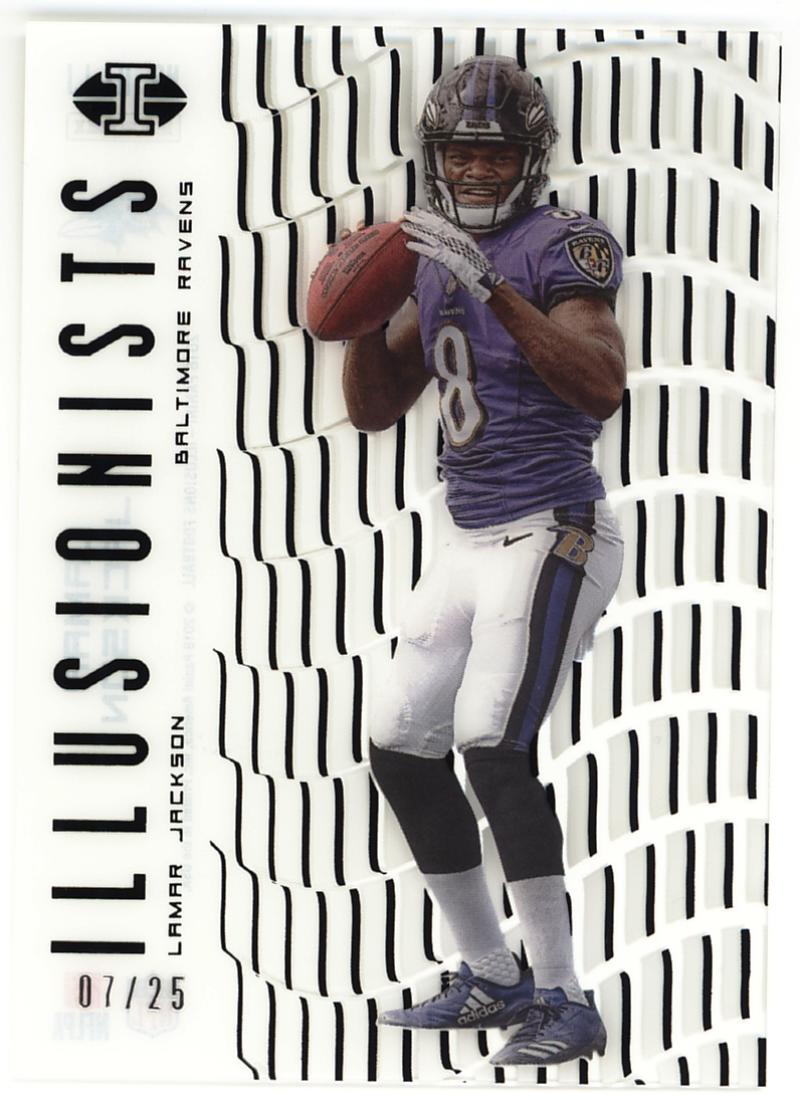 2018 Panini Illusions Illusionists Black