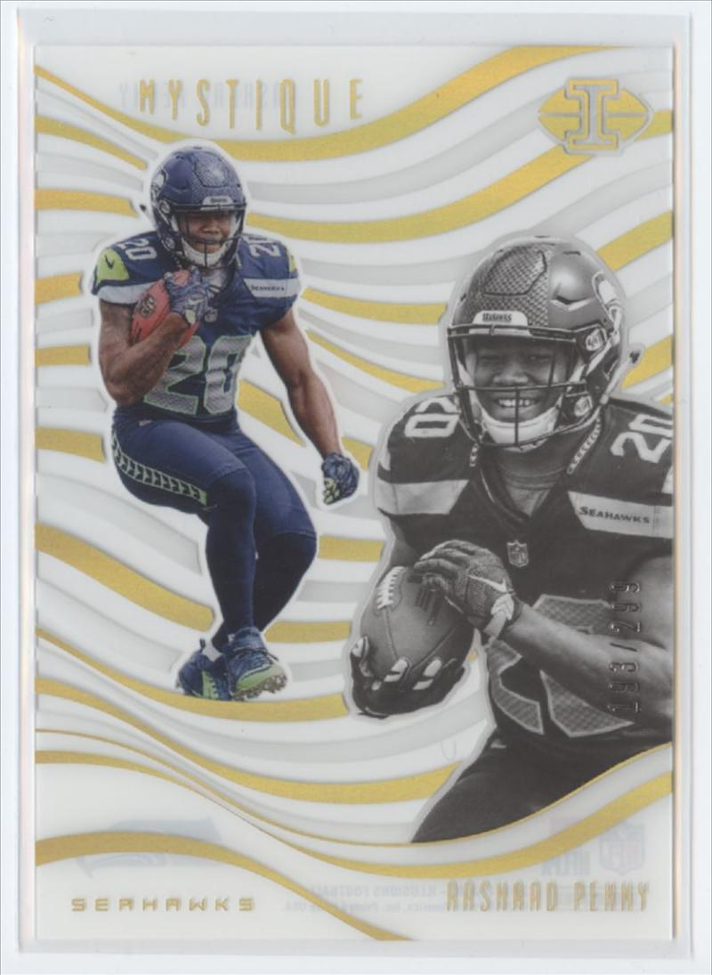 2018 Panini Illusions Mystique Gold