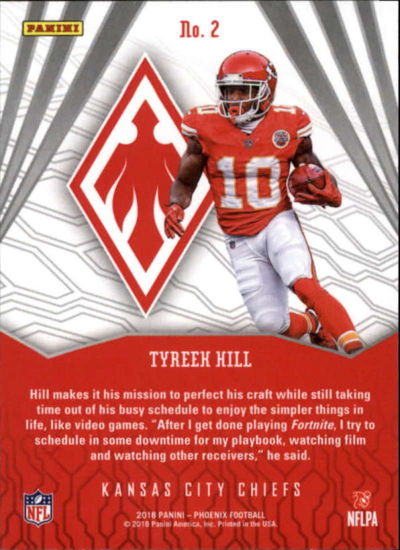 2018-Panini-PHOENIX-Football-Base-w-Inserts-and-Parallels-Pick-Your-Cards-Lot thumbnail 13