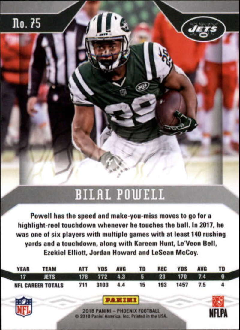 2018-Panini-PHOENIX-Football-Base-w-Inserts-and-Parallels-Pick-Your-Cards-Lot thumbnail 103