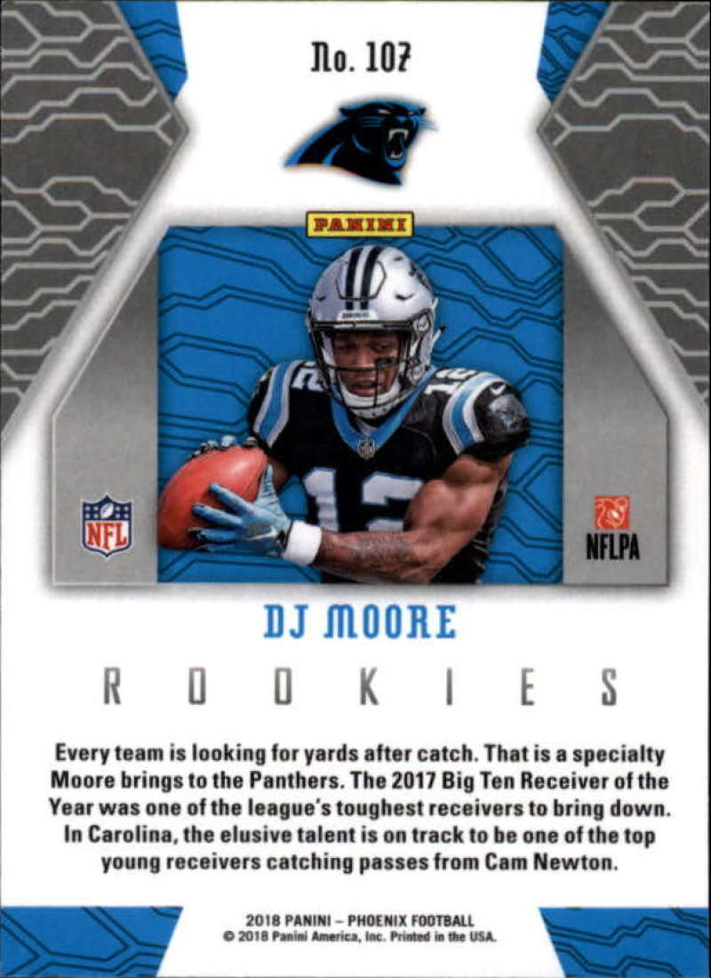 2018-Panini-PHOENIX-Football-Base-w-Inserts-and-Parallels-Pick-Your-Cards-Lot thumbnail 147