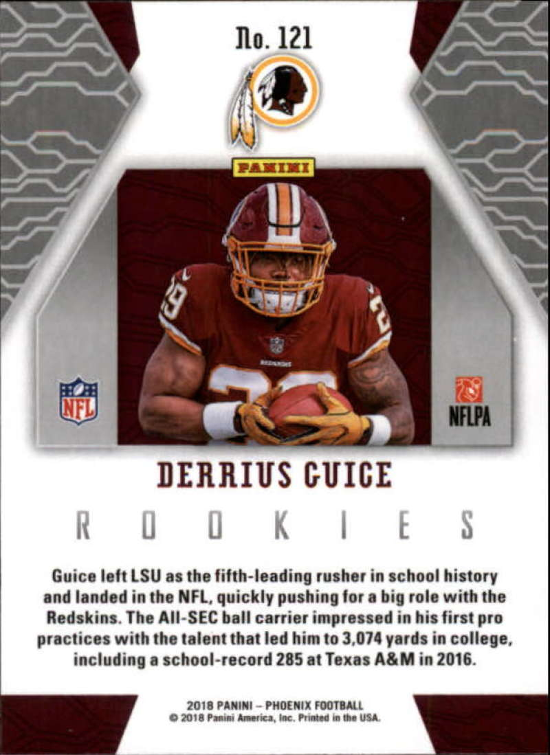 2018-Panini-PHOENIX-Football-Base-w-Inserts-and-Parallels-Pick-Your-Cards-Lot thumbnail 159