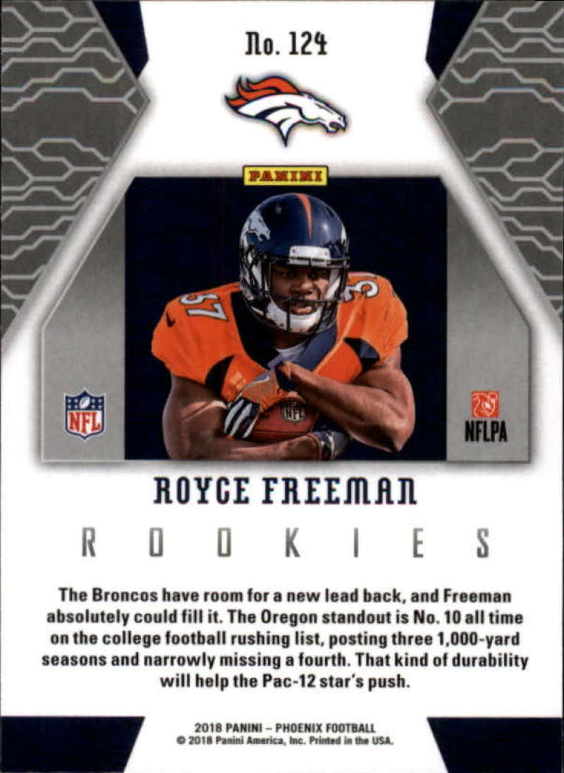 2018-Panini-PHOENIX-Football-Base-w-Inserts-and-Parallels-Pick-Your-Cards-Lot thumbnail 163