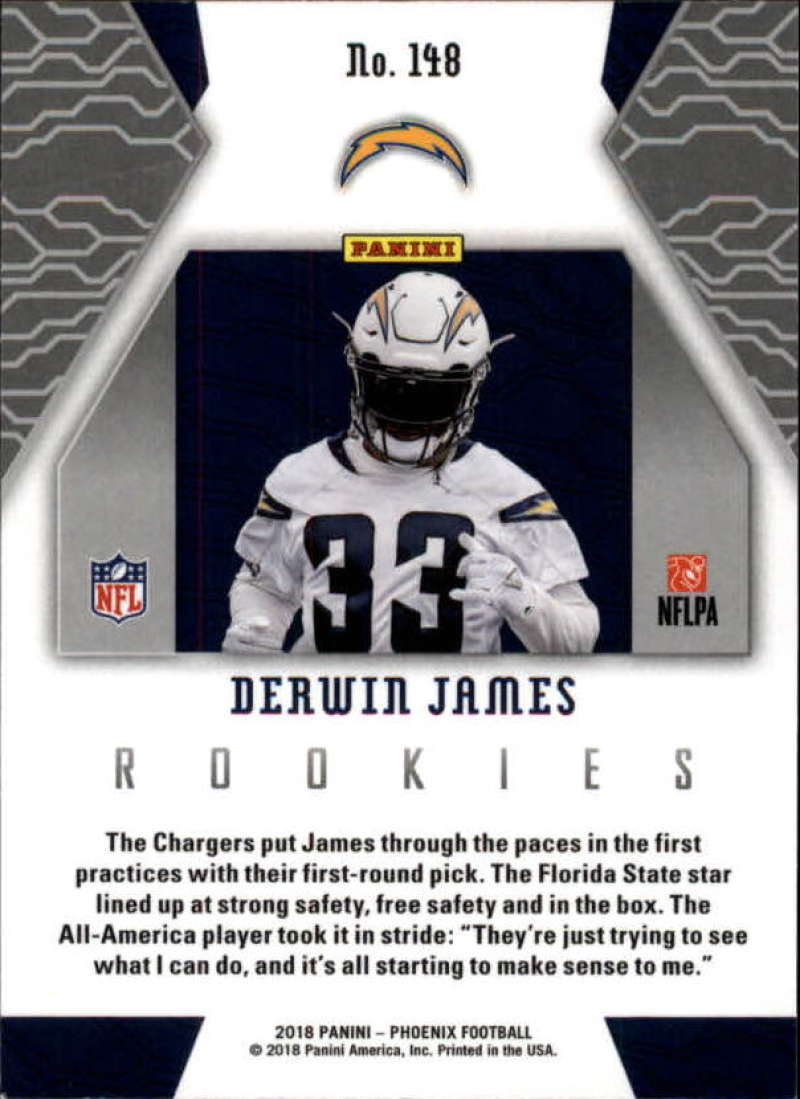 2018-Panini-PHOENIX-Football-Base-w-Inserts-and-Parallels-Pick-Your-Cards-Lot thumbnail 181