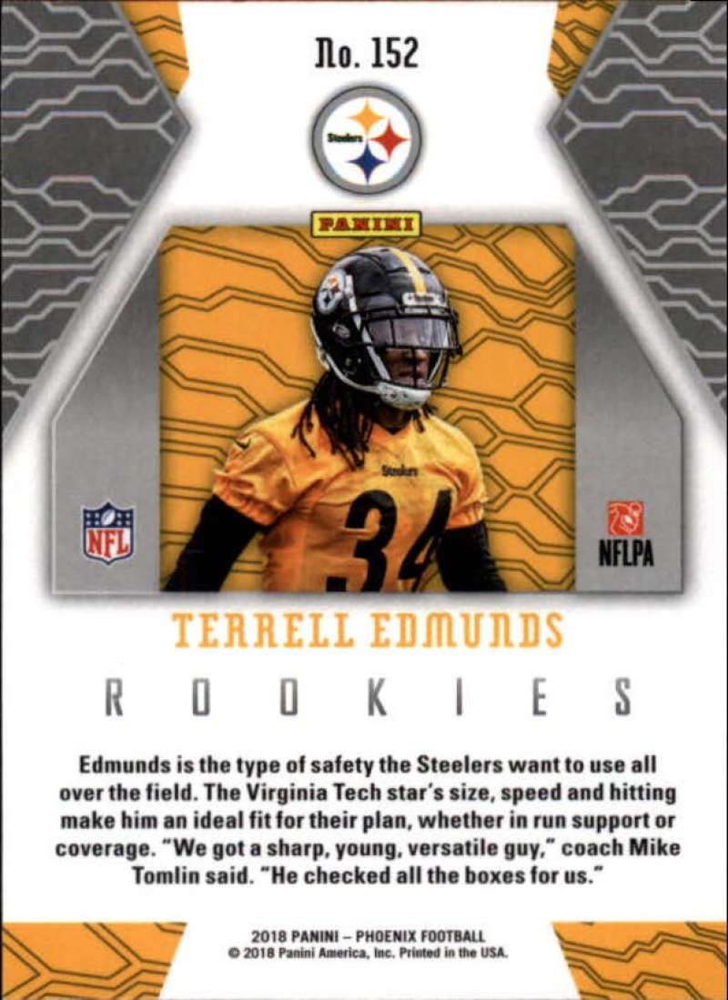 2018-Panini-PHOENIX-Football-Base-w-Inserts-and-Parallels-Pick-Your-Cards-Lot thumbnail 185