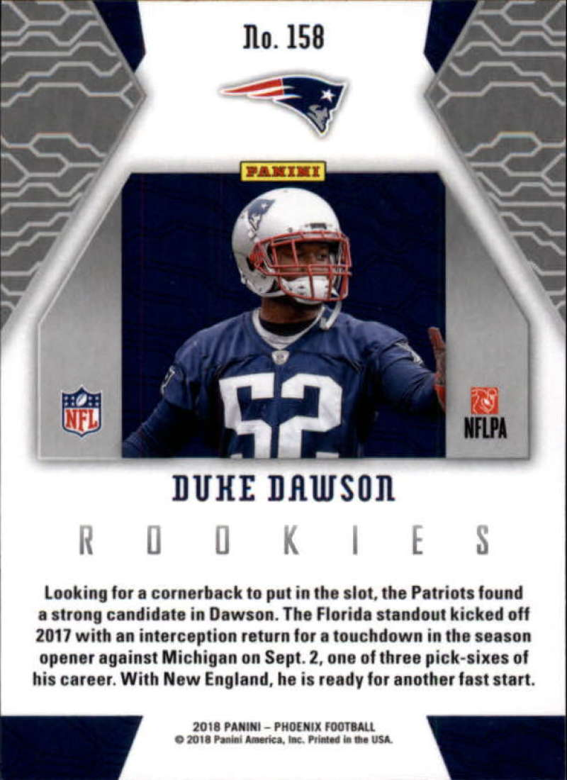 2018-Panini-PHOENIX-Football-Base-w-Inserts-and-Parallels-Pick-Your-Cards-Lot thumbnail 187