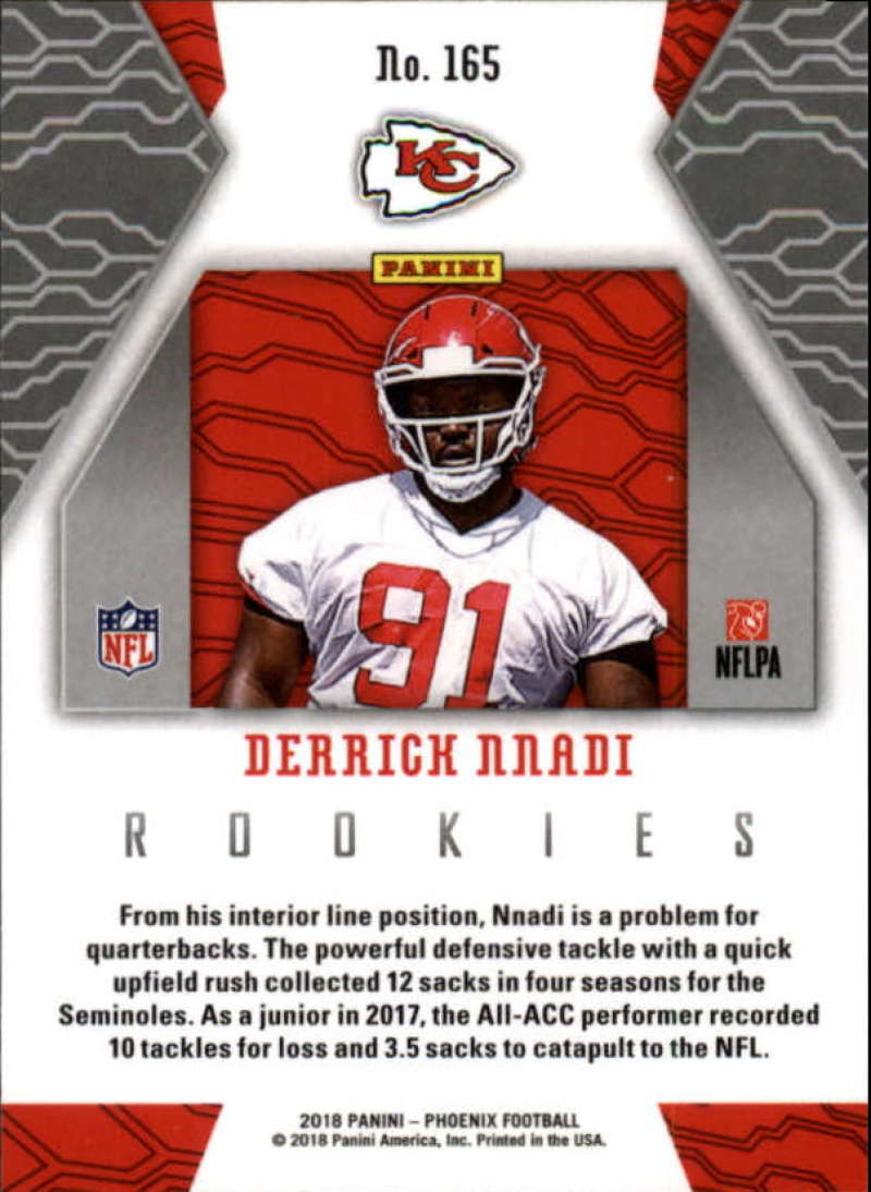 2018-Panini-PHOENIX-Football-Base-w-Inserts-and-Parallels-Pick-Your-Cards-Lot thumbnail 195