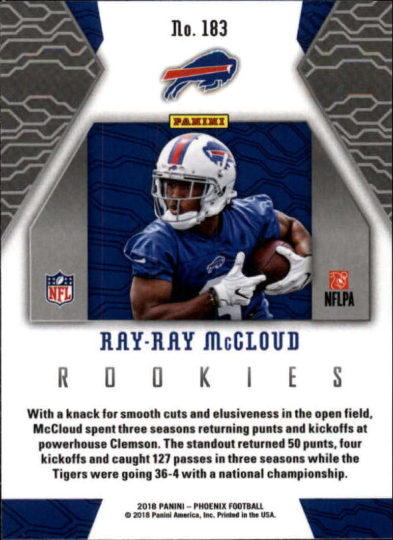 2018-Panini-PHOENIX-Football-Base-w-Inserts-and-Parallels-Pick-Your-Cards-Lot thumbnail 213