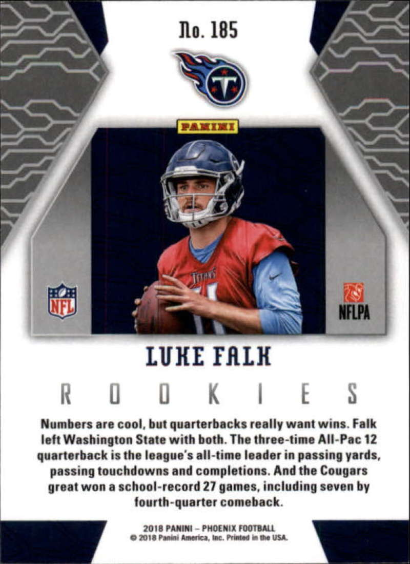 2018-Panini-PHOENIX-Football-Base-w-Inserts-and-Parallels-Pick-Your-Cards-Lot thumbnail 215