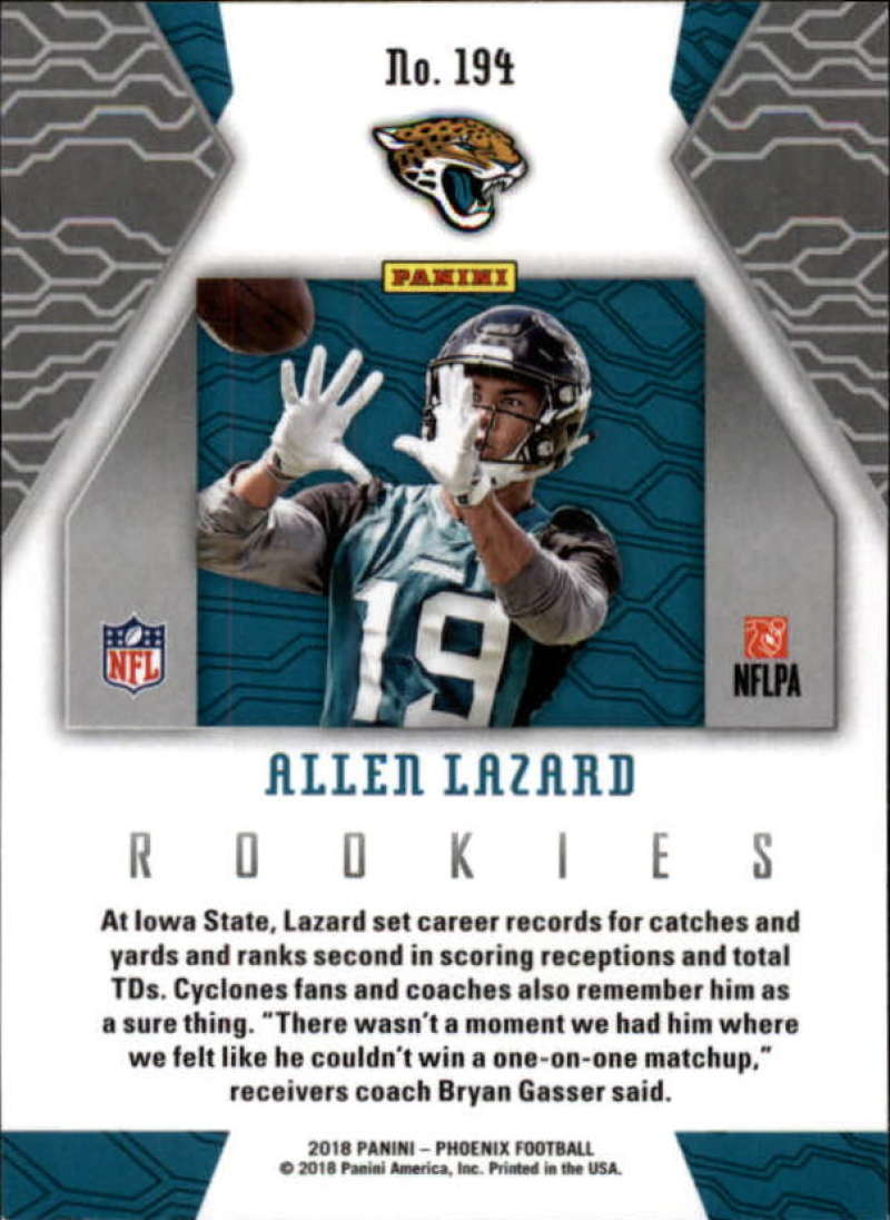 2018-Panini-PHOENIX-Football-Base-w-Inserts-and-Parallels-Pick-Your-Cards-Lot thumbnail 223