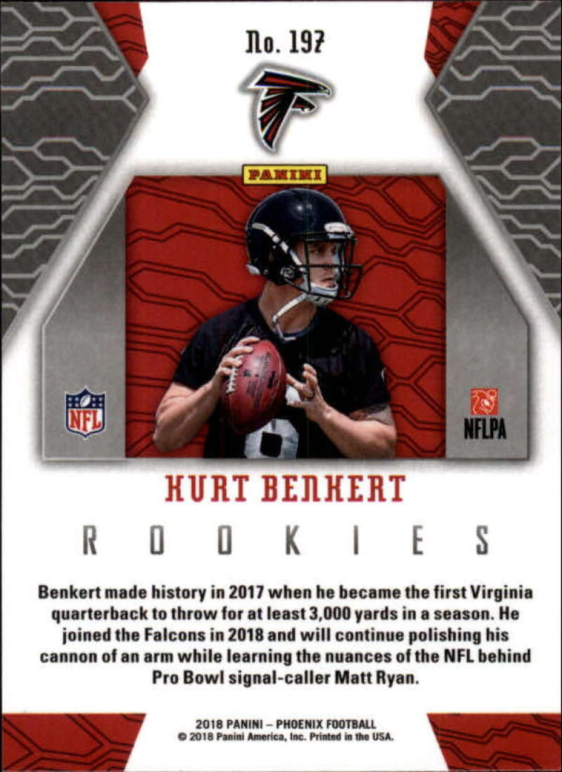 2018-Panini-PHOENIX-Football-Base-w-Inserts-and-Parallels-Pick-Your-Cards-Lot thumbnail 225