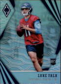 2018 Phoenix NFL #185 Luke Falk RC Rookie Tennessee Titans Rookie  Official Football Card