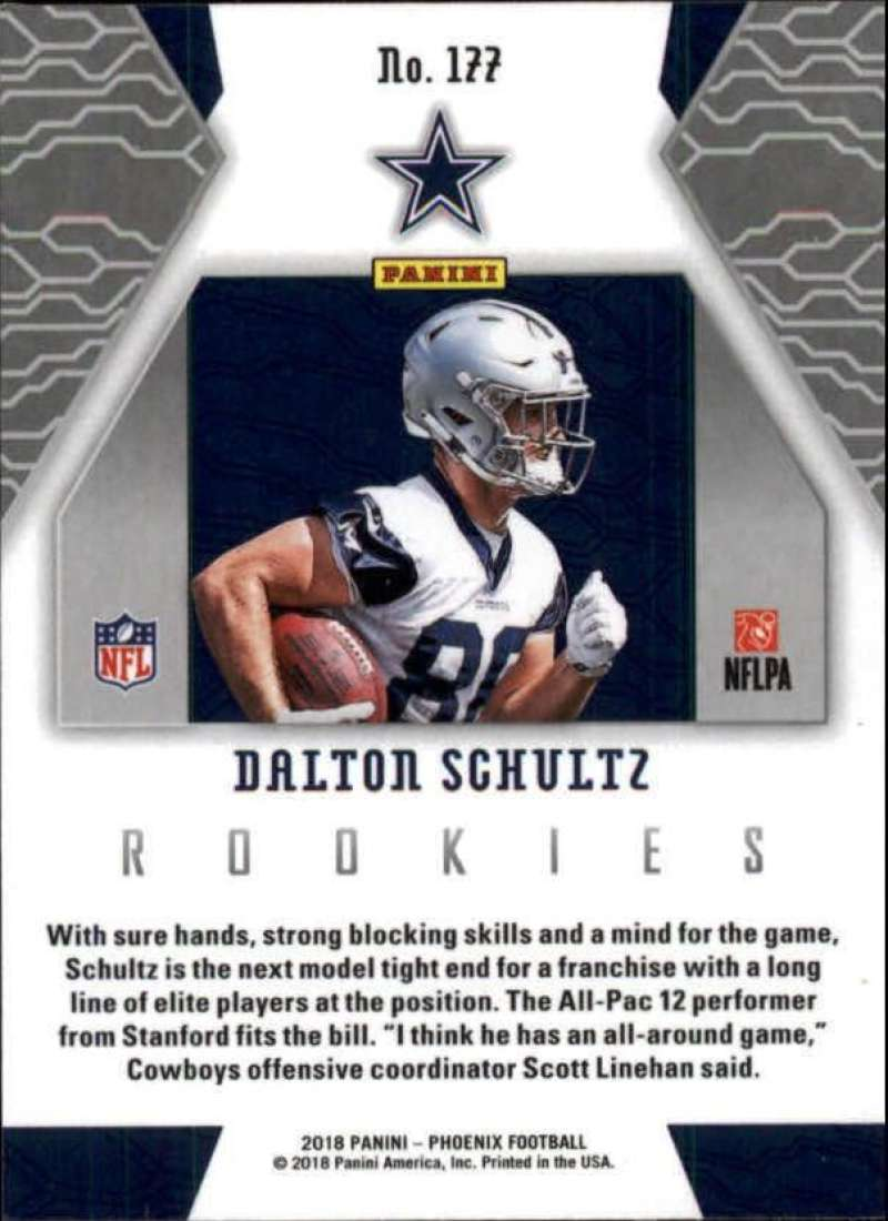2018-Panini-PHOENIX-Football-Base-w-Inserts-and-Parallels-Pick-Your-Cards-Lot thumbnail 235