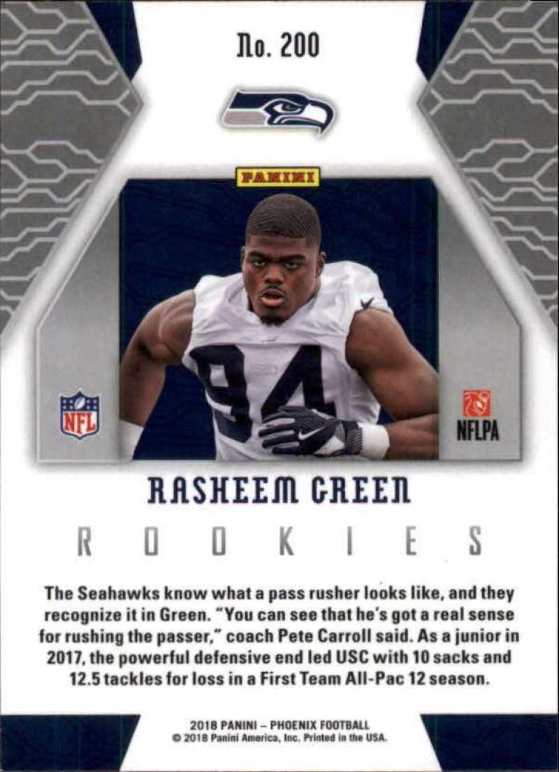 2018-Panini-PHOENIX-Football-Base-w-Inserts-and-Parallels-Pick-Your-Cards-Lot thumbnail 241