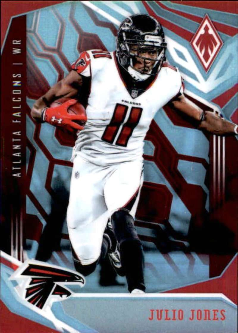 2018 Panini Phoenix Red Football Checklist  c2ca177b0