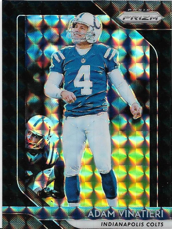 2018 Panini Prizm Prizm Black Finite