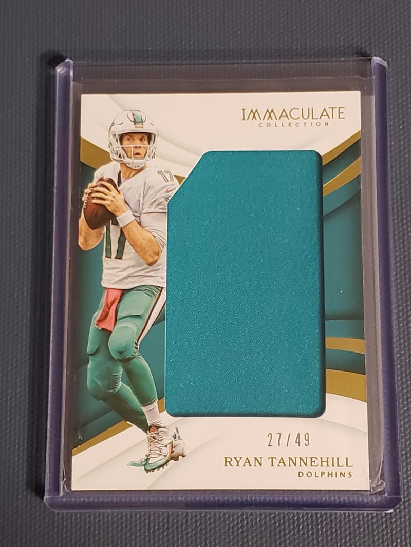 2018 Panini Immaculate Collection Standard Jerseys