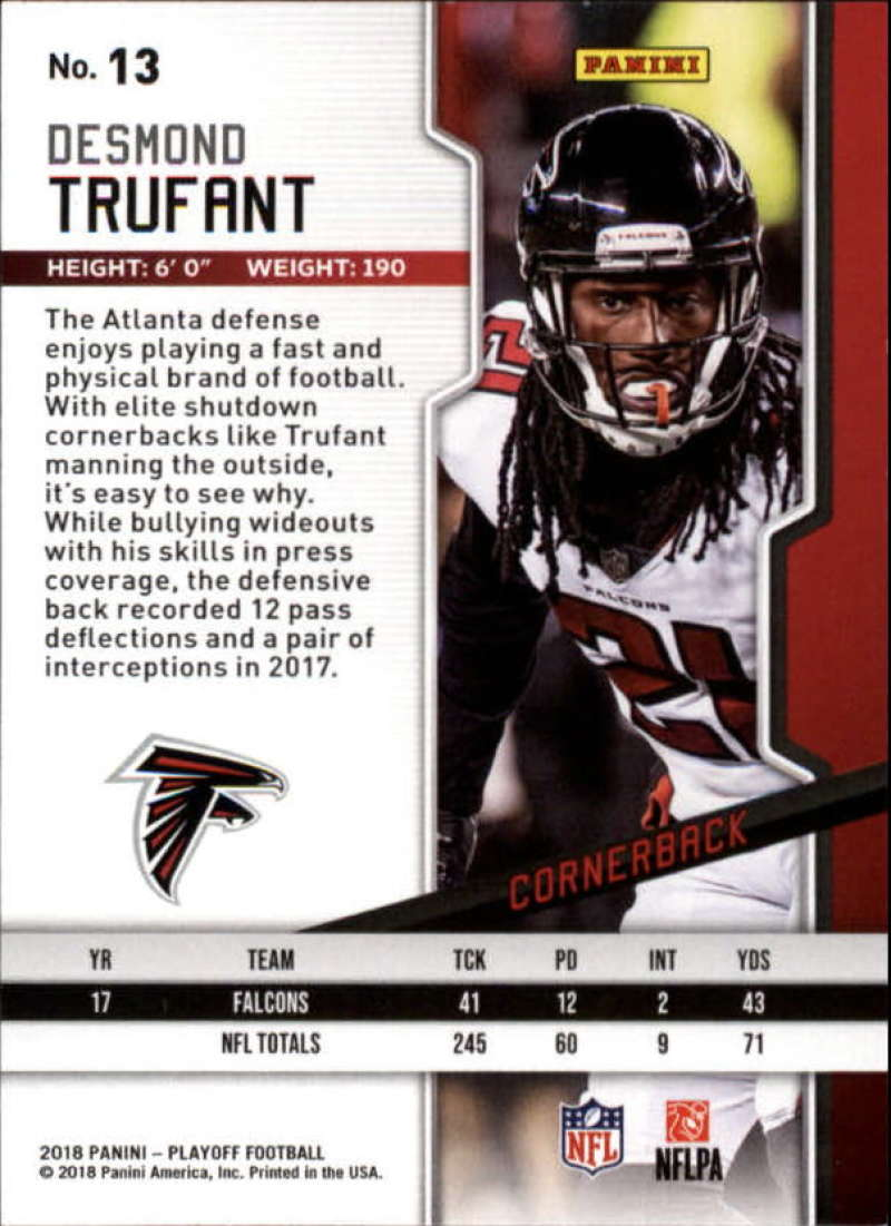 2018-Panini-Playoff-NFL-Football-Cards-Pick-From-List-1-150 thumbnail 27