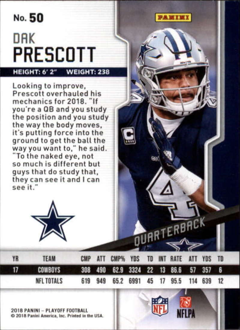 2018-Panini-Playoff-NFL-Football-Cards-Pick-From-List-1-150 thumbnail 99