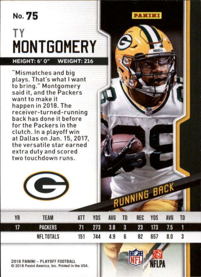 2018-Panini-Playoff-NFL-Football-Cards-Pick-From-List-1-150 thumbnail 149