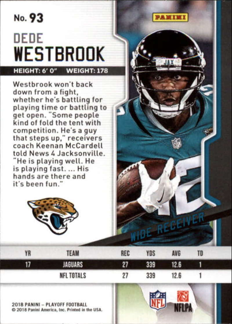 2018-Panini-Playoff-NFL-Football-Cards-Pick-From-List-1-150 thumbnail 185