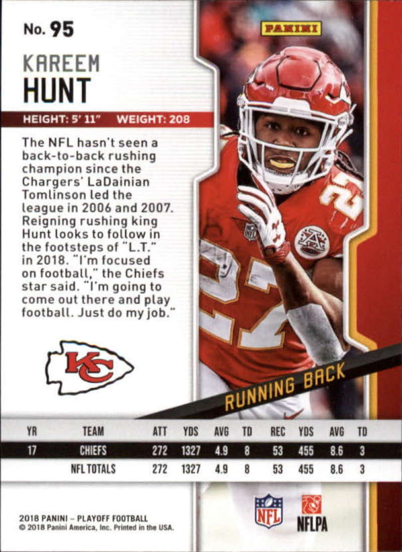 2018-Panini-Playoff-NFL-Football-Cards-Pick-From-List-1-150 thumbnail 189