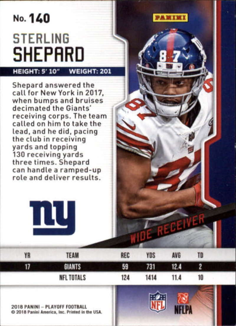 2018-Panini-Playoff-NFL-Football-Cards-Pick-From-List-1-150 thumbnail 279