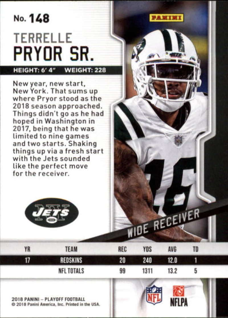 2018-Panini-Playoff-NFL-Football-Cards-Pick-From-List-1-150 thumbnail 295