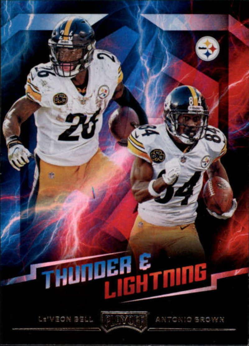 2018 Panini Playoff Thunder and Lightning
