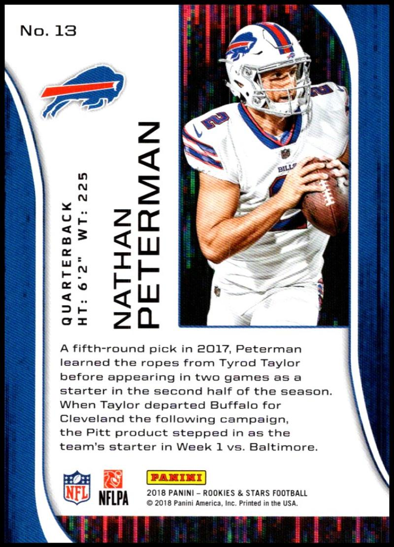 Pick-Your-Cards-Lot-2018-Rookies-and-Stars-NFL-Football-Panini-Singles-w-RC thumbnail 17
