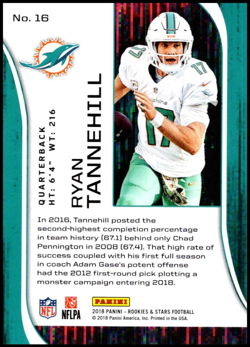 Pick-Your-Cards-Lot-2018-Rookies-and-Stars-NFL-Football-Panini-Singles-w-RC thumbnail 21