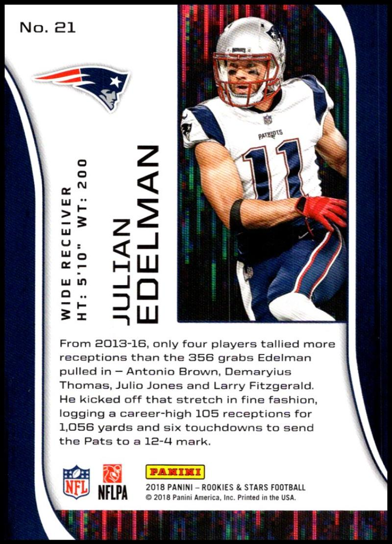 Pick-Your-Cards-Lot-2018-Rookies-and-Stars-NFL-Football-Panini-Singles-w-RC thumbnail 27