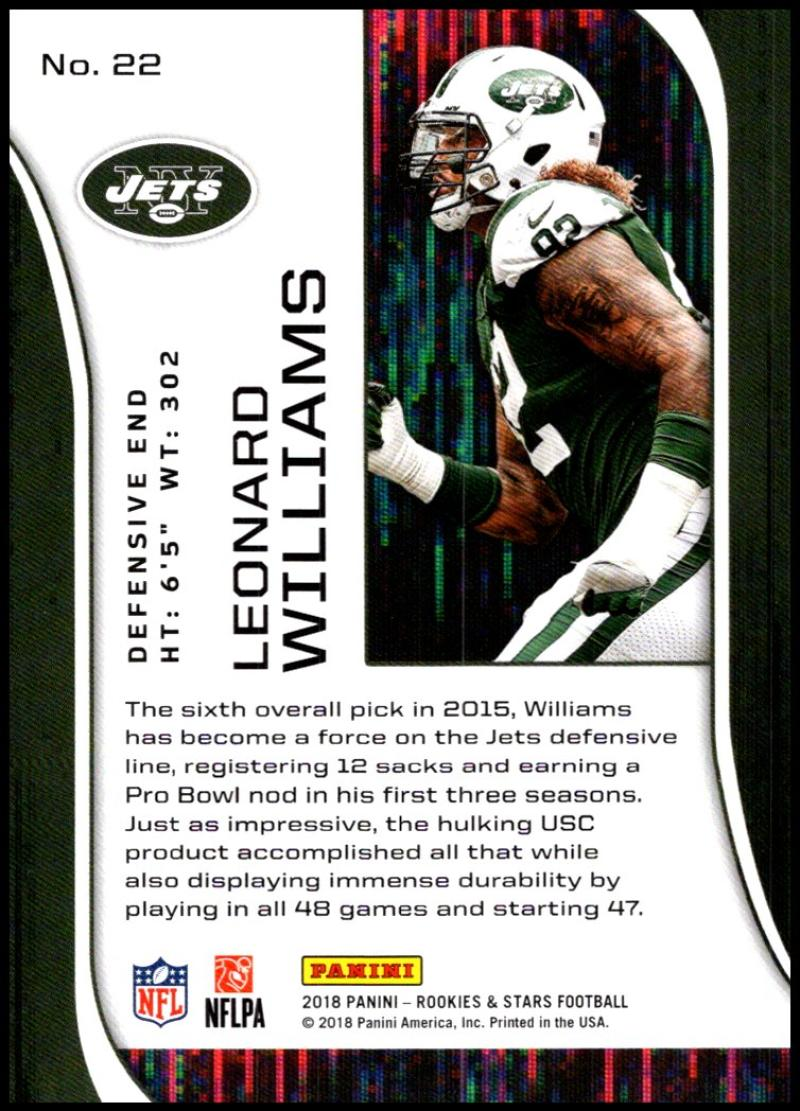 Pick-Your-Cards-Lot-2018-Rookies-and-Stars-NFL-Football-Panini-Singles-w-RC thumbnail 29