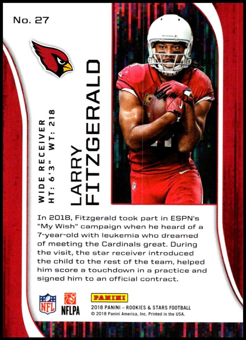 Pick-Your-Cards-Lot-2018-Rookies-and-Stars-NFL-Football-Panini-Singles-w-RC thumbnail 35