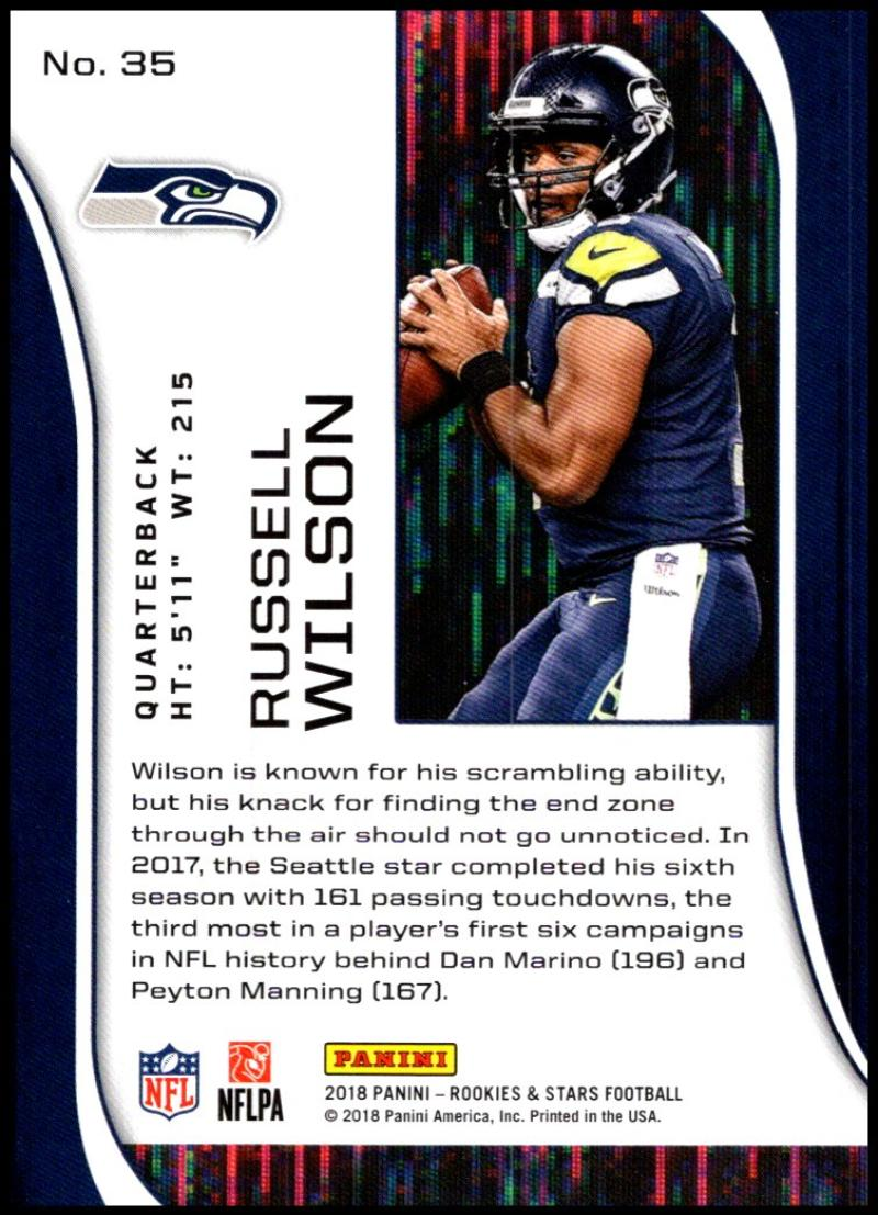 Pick-Your-Cards-Lot-2018-Rookies-and-Stars-NFL-Football-Panini-Singles-w-RC thumbnail 41