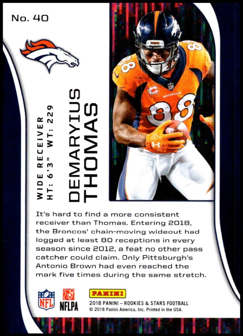 Pick-Your-Cards-Lot-2018-Rookies-and-Stars-NFL-Football-Panini-Singles-w-RC thumbnail 49