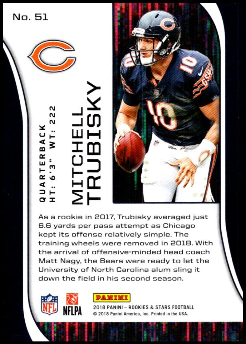 Pick-Your-Cards-Lot-2018-Rookies-and-Stars-NFL-Football-Panini-Singles-w-RC thumbnail 61