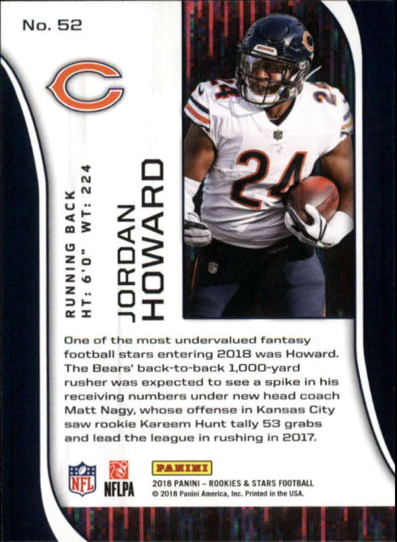 Pick-Your-Cards-Lot-2018-Rookies-and-Stars-NFL-Football-Panini-Singles-w-RC thumbnail 63
