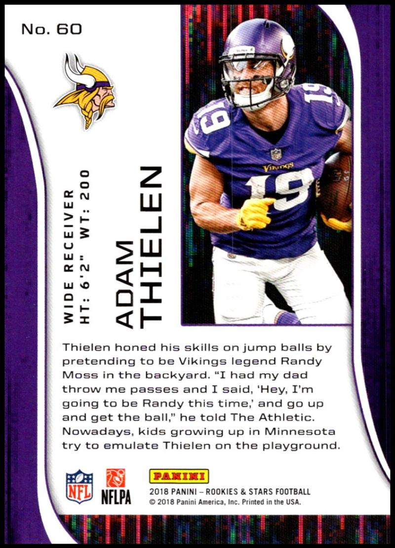Pick-Your-Cards-Lot-2018-Rookies-and-Stars-NFL-Football-Panini-Singles-w-RC thumbnail 73