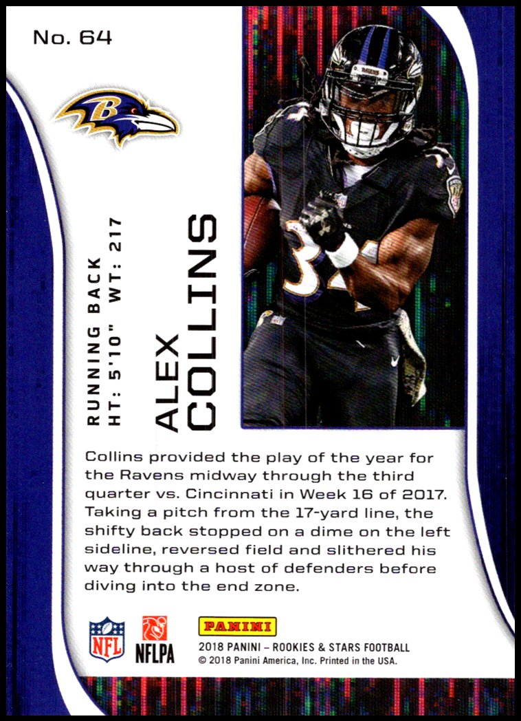 Pick-Your-Cards-Lot-2018-Rookies-and-Stars-NFL-Football-Panini-Singles-w-RC thumbnail 79